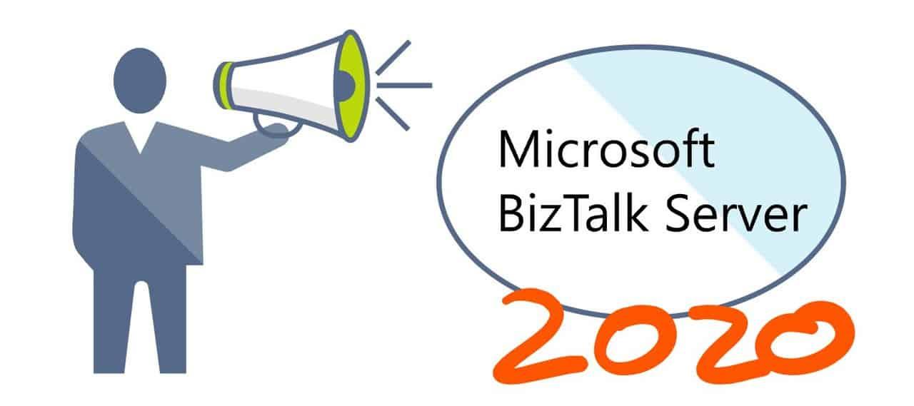 BizTalk Server 2020 Release